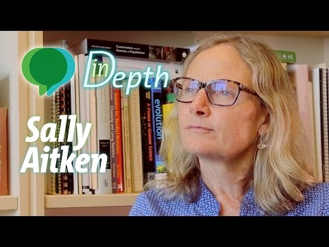 Sally Aitken: Studying Trees in the Forest [Youth Climate Report: In-Depth]