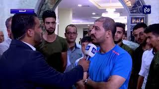 اجتماع عشائر النسور حول العملية الإرهابية في السلط
