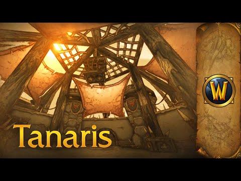 World of Warcraft - Music & Ambience - Tanaris and Zul'Farrak
