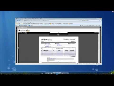 eSign on the Dotted Line: Using Electronic Signatures in Perceptive Content Webinar