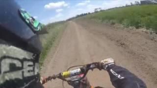 TEST | dirt 150cc moteur YX