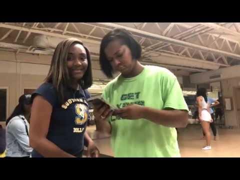 """VLOG"" Mckinley Alumni Pantherettes Practice"