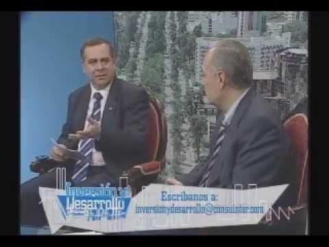 Inversion y Desarrollo con Luis Velasquez 78. Competitividad y Atraccion de Inversiones