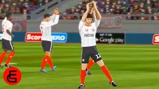 Dream League Soccer 2018 #36 (Android Gameplay ) Friction Games