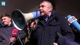Обещания нового главы Волоколамского района на митинге против «Ядрово»