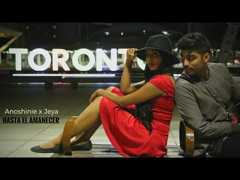 Hasta El Amanecer | Nicky Jam | DANCE video | Jeya Raveendran & Anoshinie Choreography