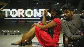 Hasta El Amanecer | Nicky Jam | DANCE video | Jeya Raveendran & Anoshinie Choreography
