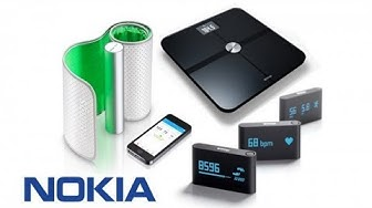New Nokia Health Mate application will replace the Withings Health Mate application.
