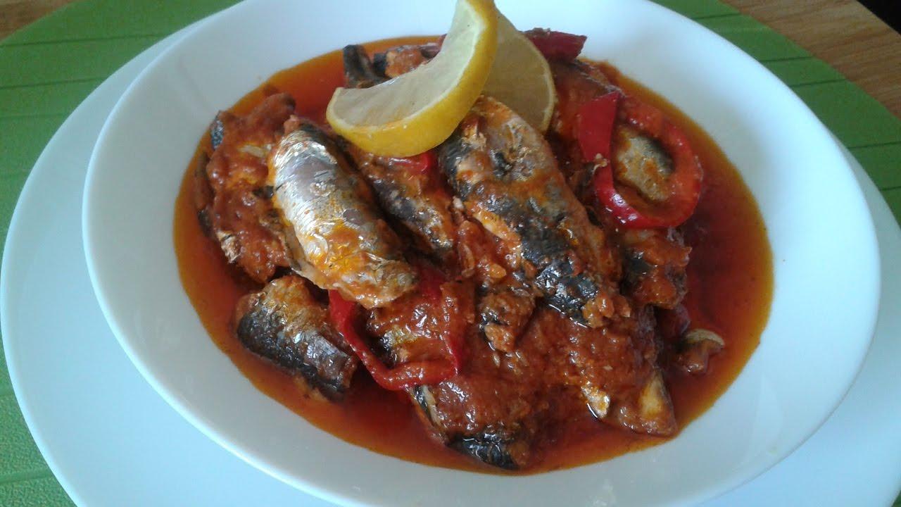Conserve de sardine fait maison youtube - Conserve de sardines maison ...