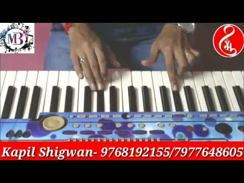 Garba/Dandiya song    Chalo pela bambu beats na    dandiya /Garba songs on keyboard
