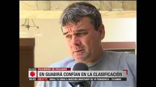 Guabirá confía en la clasificación tras enfrentar a la Liga de Quito
