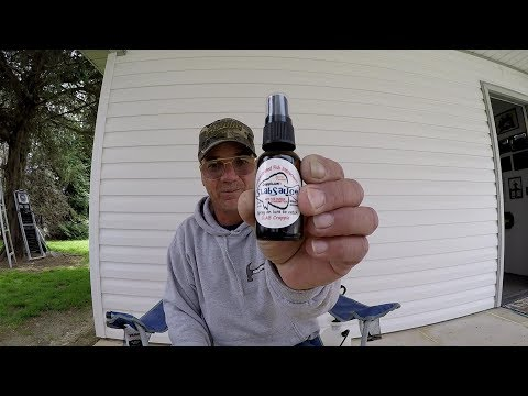 Crappie Fishing With Fish Attractant