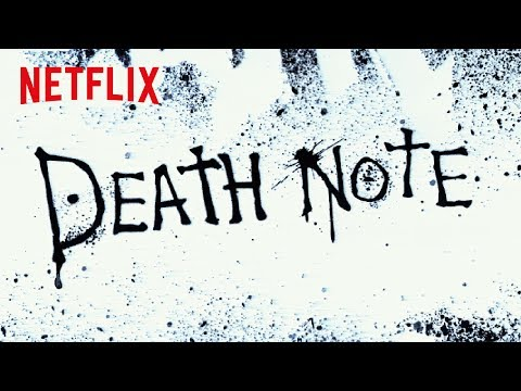 Download Youtube: Death Note   San Diego Comic-Con   Netflix
