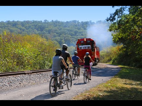Maryland's Scenic Byways: Historic National Road (West)