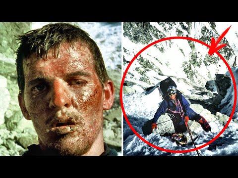Джо не сдается — как выжить, если тебя бросили в горах со сломанной ногой