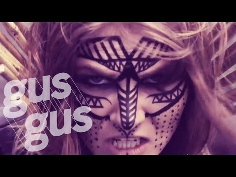 Gusgus - Over (Official Video)