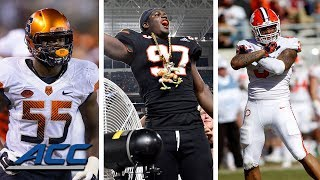 Top 3 Defensive Line Units In The ACC