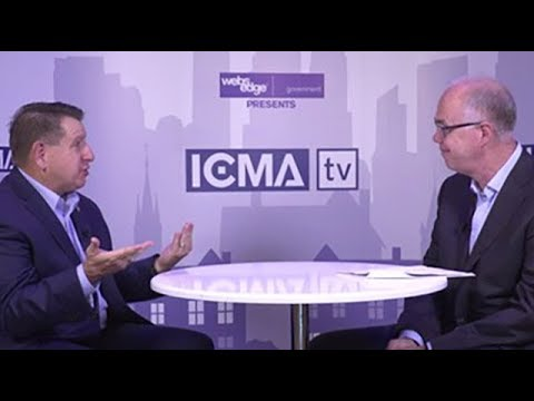 Interview with Rick Davis | ICMA 2017 Annual Conference