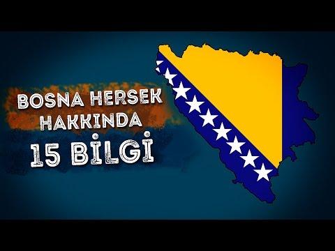 Bosna Hersek Hakkında 15 Bilgi