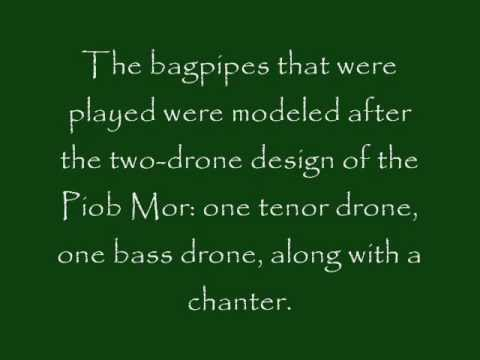History of Irish Bagpipes