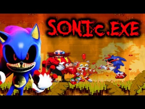 THE ORIGINAL SONIC.EXE GAME IS STILL THE BEST .EXE GAME - Sonic.exe (Version 7)
