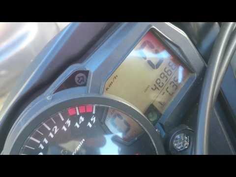 suzuki gsxr1000 fi light fix   FunnyDog TV