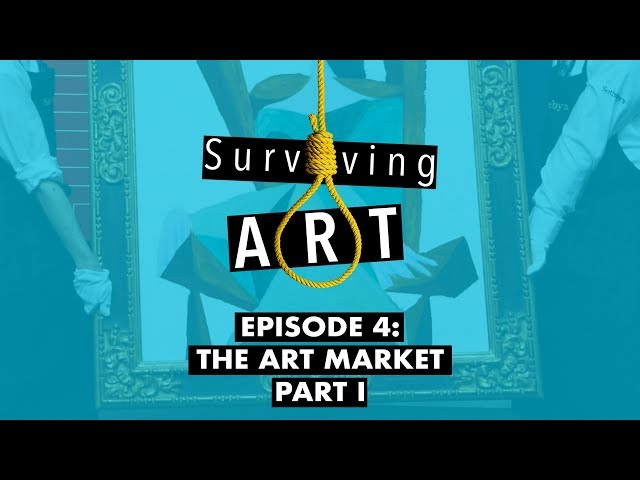 Art Market Part I: Selling your art and finding places and people that can help you!