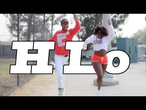 CHRIS BROWN - HiLO CHOREOGRAPHY || Kidrl & ChookieLaurel ||