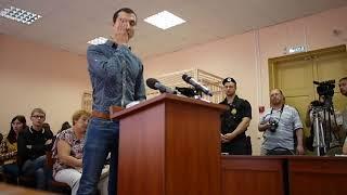 ▶️ Судебное видео - дело о ДТП Игнатяна Юрист Антон Долгих ведёт допрос Эдуарда Игнатяна часть 1