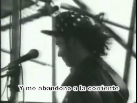 Soda Stereo - Hombre al Agua - Letra - Videoclip
