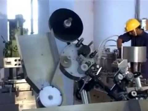 Shree Bhagwati Pharma Machinery Co - Filling , Capping And Labelling Machines Manufacturers