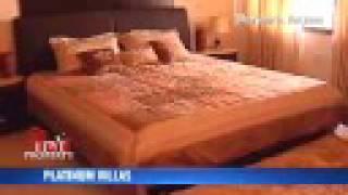 Luxury living in Platinum Villas