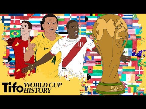 Fifa world cup 2018: story of qualification part 1