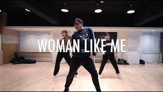 Woman Like Me (feat. Nicki Minaj) - Little Mix | Jonah Aki Choreography