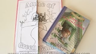 Anne of Green Gables Unit Study & Lapbook Thumbnail