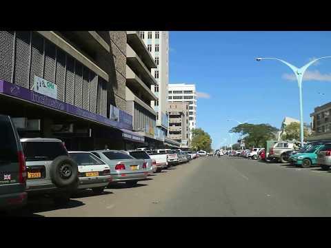 Fife Street - Parkade Centre, NRZ HQ, Bulawayo