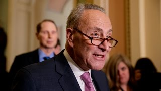 Chuck Schumer says he