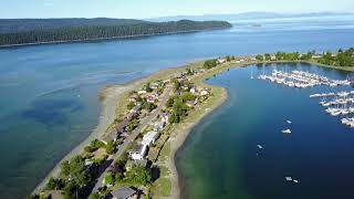 Showcasing Deep Bay's Natural Beauty for 5520 Deep Bay Dr Home for Sale