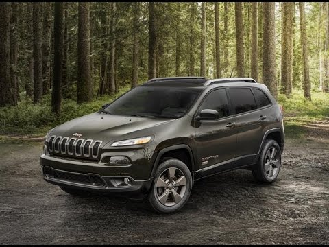 2016 Jeep Cherokee Laude