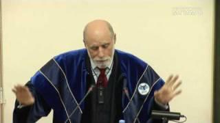 видео: МГИМО посетил «отец» интернета Винтон Серф