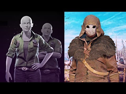 How The Deputy/Rook Transformed Into The Judge in Far Cry New Dawn