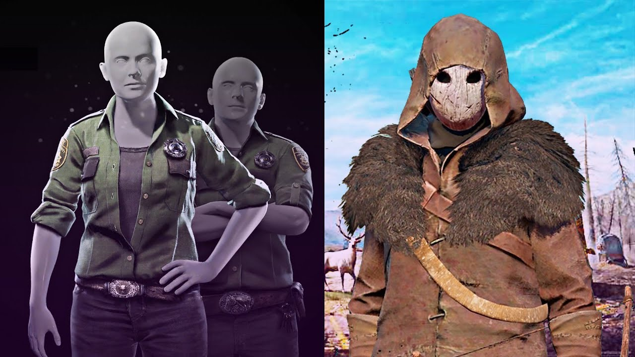 How The Deputy Rook Transformed Into The Judge In Far Cry New Dawn Youtube