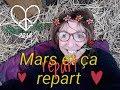 UN COUP DE MARS et ÇA REPART dans mon POTAGER CAMPAGNARD
