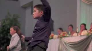 Gangnam Style Danceoff at My Cousin's Wedding