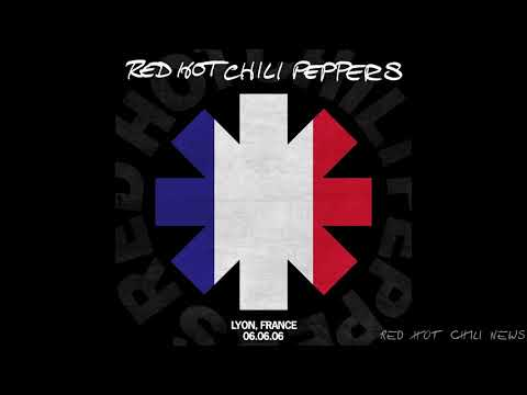 Red Hot Chili Peppers - Live Lyon, France - 06.06.2006 - ((FULL SHOW))
