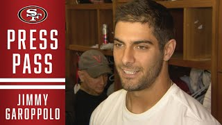 Jimmy Garoppolo is Using Loss as 'Fuel to Come Back Stronger' | 49ers