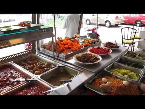 Nasi Kandar Spread, Ibrahim Maju Restaurant Off Jalan Sungai Besi