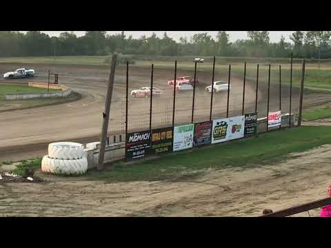 Jamestown Speedway Street Stock Heat #3