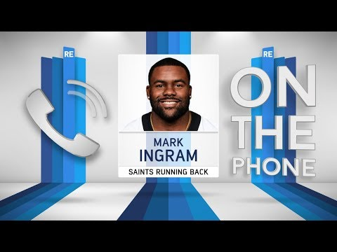 Saints RB Mark Ingram Talks Brees, Kamara, Suspension & More w/Rich Eisen | Full Interview