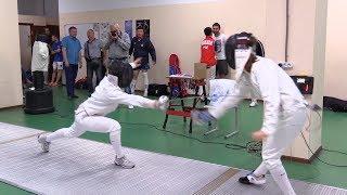 В Дубне прошел необычный турнир по фехтованию.